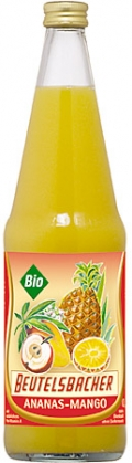 Ananas-Mangosaft